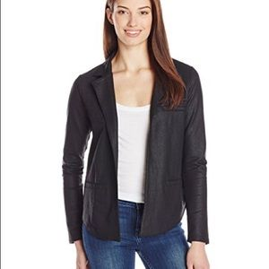 Lucky Brand Open Front Jacket